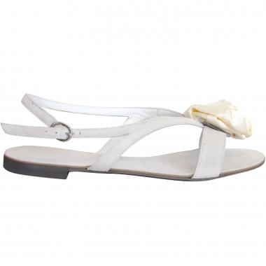 SGN Giancarlo Paoli S3P1OS bianco chaussures femme RABAIS