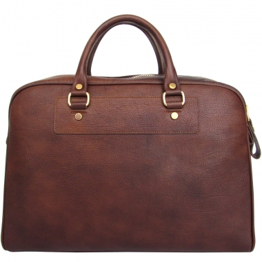 Tonelli Uomo 2001_Brown business bags - carryall bags