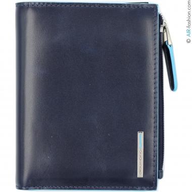 PIQUADRO PU4519B2R/BLU2 wallets