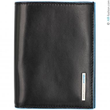 PIQUADRO PU1393B2/N Brieftaschen