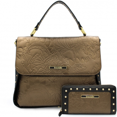 Braccialini B13662-B13580 bags with removable shoulder strap