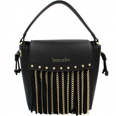 Braccialini B16215-100 bags with removable shoulder strap