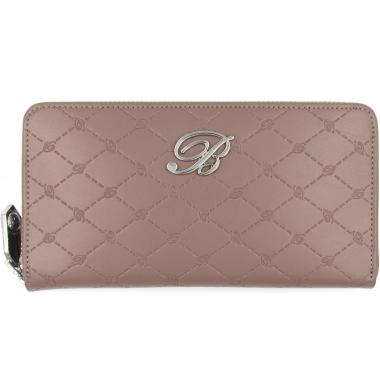 Blumarine B83PWB691923050 zip around wallets