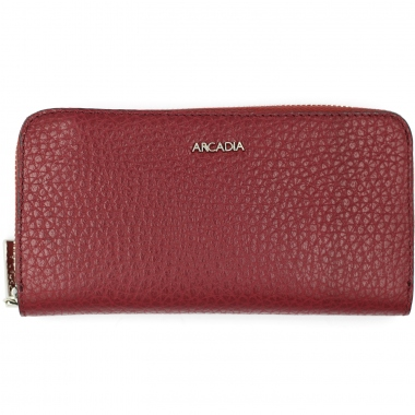 ARCADIA 2101-1604 zip around wallets