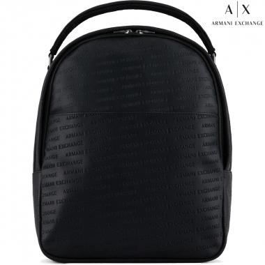 Armani Exchange 952083-CC348-Black backpacks