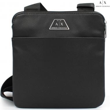 Armani Exchange 952082-CC523-BLACK сумки на плечо и планшеты