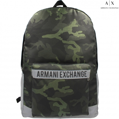 Armani Exchange 952283-0A834-GREEN sacs à dos