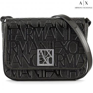 Armani Exchange 942648-CC794-BLACK borse a tracolla e crossbody
