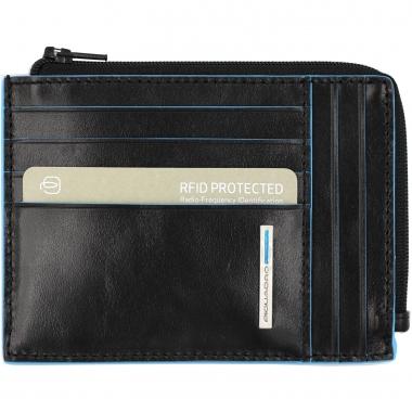 PIQUADRO PU1243B2R/N Brieftaschen