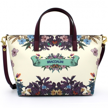 Braccialini B13275 bags with removable shoulder strap
