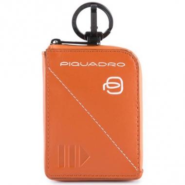 PIQUADRO AC4801W97-Ar pequeños accesorios de cuero