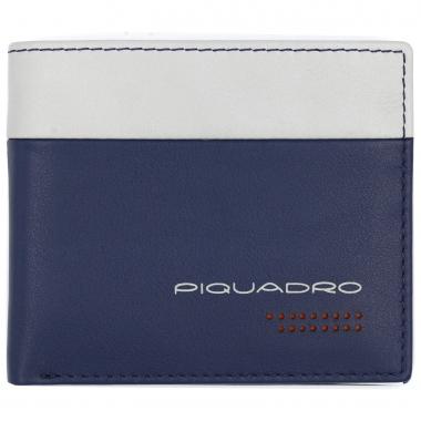 PIQUADRO PU4823UB00R/BLGRN Brieftaschen